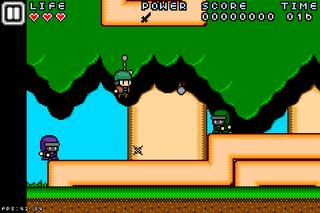 NinjaStriker!画面4.png